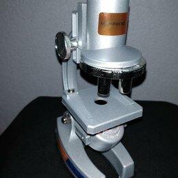 Детские микроскопы и телескопы - Игрушка Микроскоп, 0