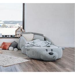 Кроватки - Кровать Romack Sonya Мишка Junior , Мятный, 0