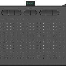Графические планшеты - Графический планшет Parblo Ninos M Dark Night Black, 0