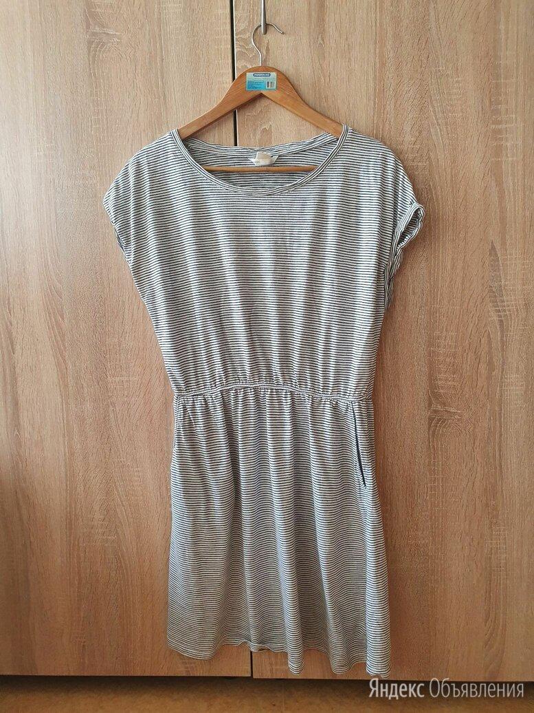 Платье H&Mв полоску по цене 300₽ - Платья, фото 0