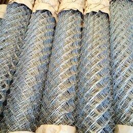 Заборчики, сетки и бордюрные ленты - Сетка рабица оцинкованная Сосенский, 0