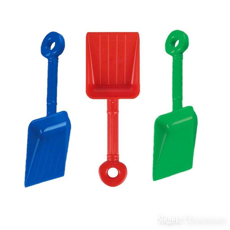 Полесье 3508 Лопатка малая №3 по цене 8₽ - Лопаты и движки для снега, фото 0