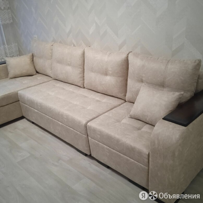 Угловой диван по цене 49990₽ - Диваны и кушетки, фото 0