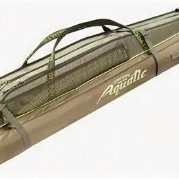 Кейсы и чехлы - Чехол Aquatic мягкий для удочек  Ч-01 длина 130см, 0