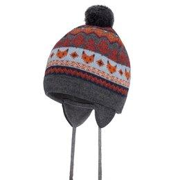 Головные уборы - Зимняя детская шапка Satila Klevy, 0
