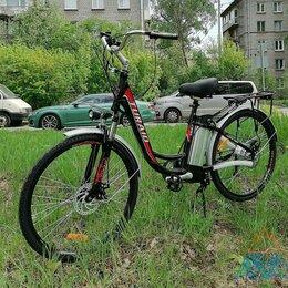 Мототехника и электровелосипеды - Электровелосипед ТURAID 350W дамский со склада поставщика, 0