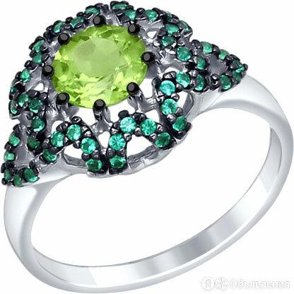 Кольцо SOKOLOV 92011352_s_17 по цене 1330₽ - Кольца и перстни, фото 0