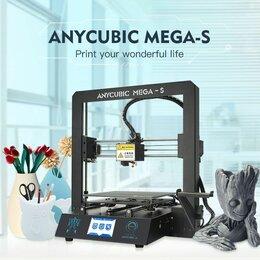 3D-принтеры - 3D Принтер Anycubic Mega S, 0