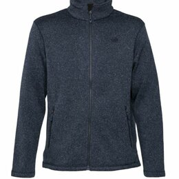 Куртки - Куртка флис «Bump» (Синий L), 0