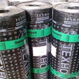 Изоляционные материалы - Линокром ТКП Технониколь(гидроизоляция) 10м2, 0