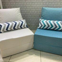 Диваны и кушетки - Бескаркасное раскладное кресло-кровать, 0