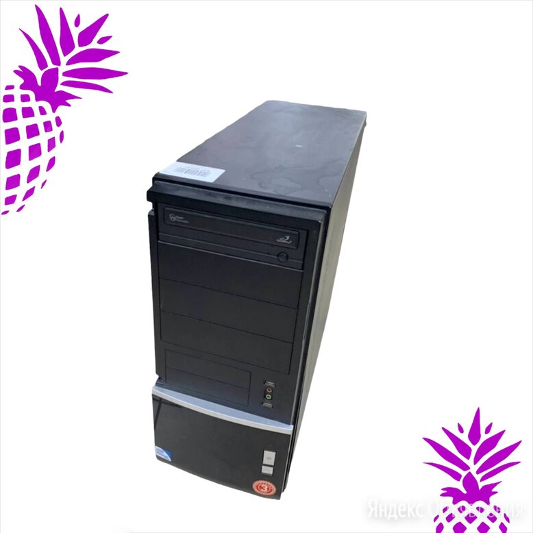 Системный блок ASrock G41C-VS по цене 14000₽ - Настольные компьютеры, фото 0