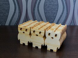 "Развивающие игрушки - Балансир ""Совушки"" в коробке, 0"