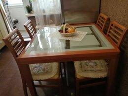 Мебель для кухни - Стол и стулья, 0