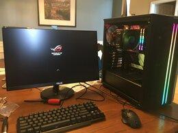 Настольные компьютеры - GTX 1060, i5 10400 Мощный Игровой ПК, 0