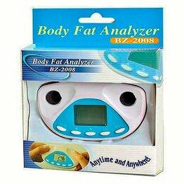 Устройства, приборы и аксессуары для здоровья - Цифровой анализатор жировых отложений BZ-2008, 0