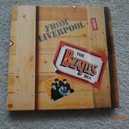 Виниловые пластинки - The beatles from liverpool the beatles box 8 LP, 0