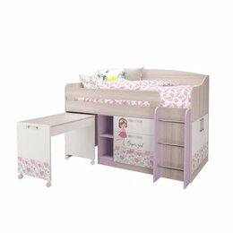 Кроватки - Кровать-Чердак (Малый) Адель, 0