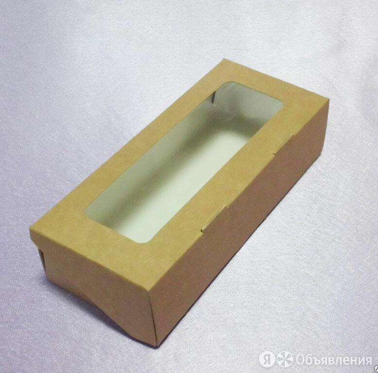Коробка упаковочная для макароне ECO MB 12 по цене 19₽ - Упаковочные материалы, фото 0