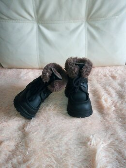 Ботинки - Ботиночки!(натур.кожа), 0