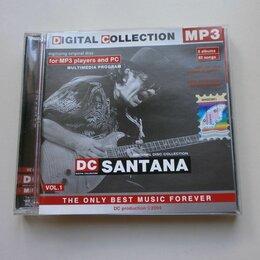 Музыкальные CD и аудиокассеты - SANTANA Vol.1 Great Hits CD MP3  Лицензия!, 0