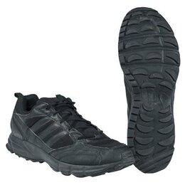Кроссовки и кеды -  Кроссовки Adidas Бундесвера, цвет черный, б/у…, 0