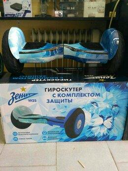 Моноколеса и гироскутеры - Гироскутер 10,5 Зенит с комплектом защиты, 0
