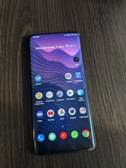 Мобильные телефоны - OnePlus 7 Pro 8/256 Gray, 0