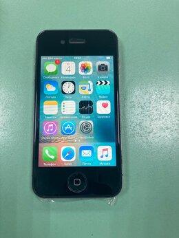 Мобильные телефоны - iPhone 4s 64гб черный, 0