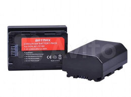 Аккумуляторы и зарядные устройства - Аккумулятор NP-FZ100 для Sony A7III A7rIII A9, 0