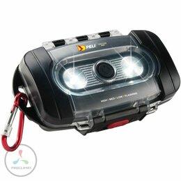 Фонари - Специальный фонарь-миникейс Peli, черный…, 0