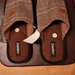 Домашняя обувь - Тапочки мужские, 0