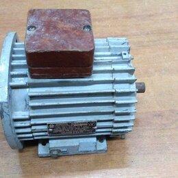 Электроустановочные изделия - Асинхронный электродвигатель 0,37 кВт, 0
