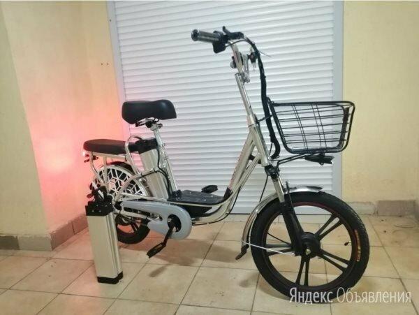 Электровелосипед Minako V8 Pro по цене 45990₽ - Мототехника и электровелосипеды, фото 0