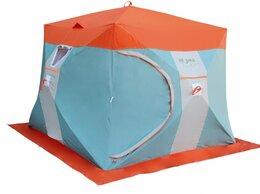 Палатки - Нельма Куб-3 Люкс Профи палатка для зимней рыбалки, 0