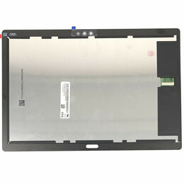 Запчасти и аксессуары для планшетов - Дисплей в сборе с тачскрином для Lenovo TAB P10…, 0