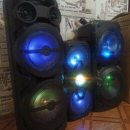 Портативная акустика - Новая беспроводная bluetooth колонка, 0