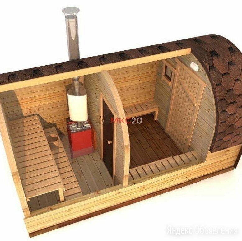 Арочная баня Викинг по цене 185000₽ - Готовые строения, фото 0