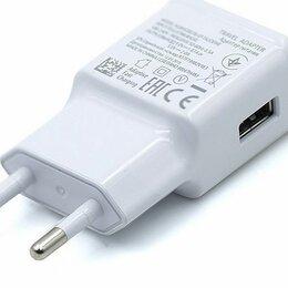 Зарядные устройства и адаптеры питания - Адаптер питания с USB  бок вх 5V/2A  1/сто, 0