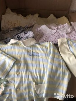 Комплекты - Одежда для девочки до 1 года, 0