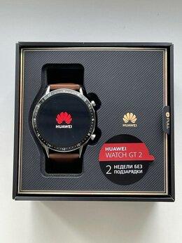Умные часы и браслеты - Смарт-часы Huawei  Watch GT2 Classic 46 mm, 0