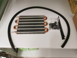 Двигатель и топливная система  - Радиатор трансмиссионного масла flex a lite 4116, 0