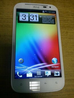 Мобильные телефоны - HTC Sensation XL, 0
