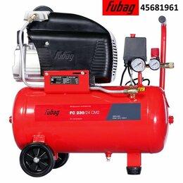 Воздушные компрессоры - Компрессор масляный Fubag FC 230/24 CM2 45681961, 0
