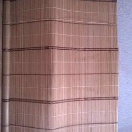 Шторы - Продаю рулонную штору из бамбука на окно, 0