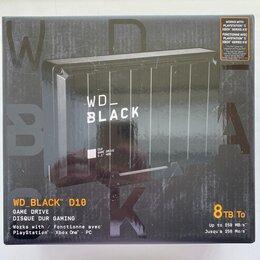 Внешние жесткие диски и SSD - Внешний жесткий диск WD Black wdba3P0080HBK, 0
