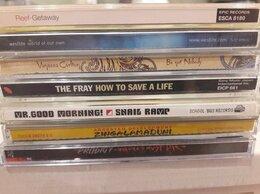 Музыкальные CD и аудиокассеты - сд диски разные , рок , поп , метал , 0