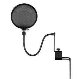 Аксессуары для микрофонов - SHURE PS-6 POP поп фильтр для студийных микрофонов, 0