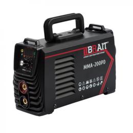 Аксессуары и комплектующие - Сварочный инвертор BRAIT ММА-200PD, 0