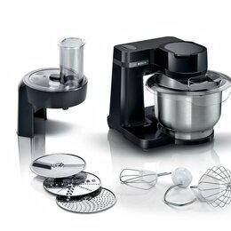 Кухонные комбайны и измельчители - Кухонный комбайн Bosch MUMS2EB01, 0